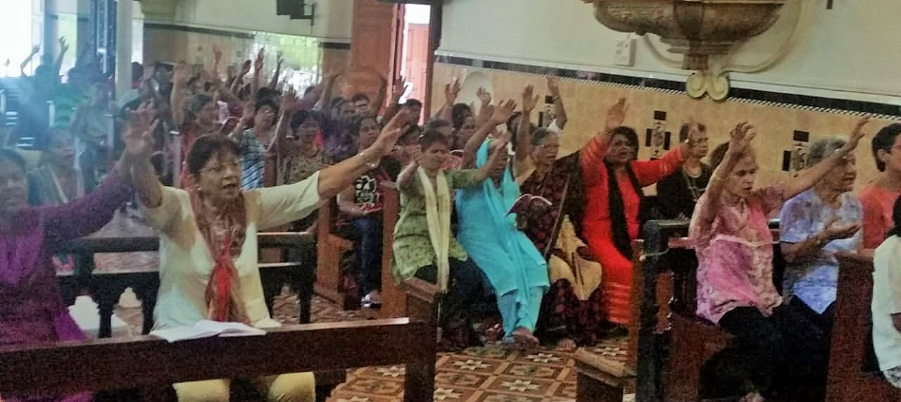 All Goa Charismatic Intercessory Day held on 2nd October